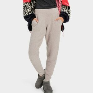 Ugg Safiya Jogger Teddy Cozy Knit Pants